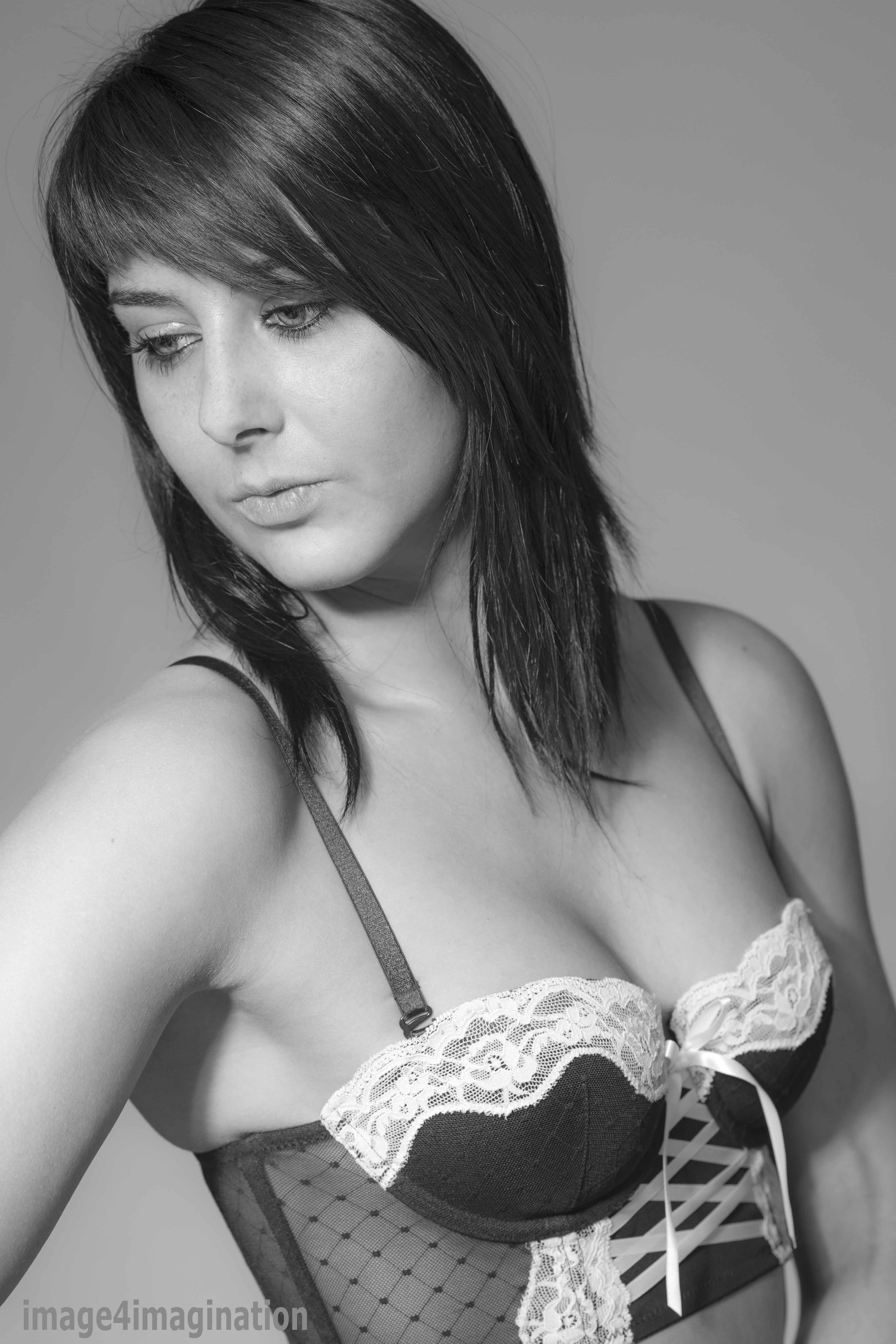 Beveiligd: bouke in black and white